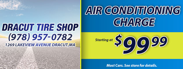 A/C Charge starting at $99.99