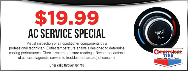 AC Service Special - $19.99