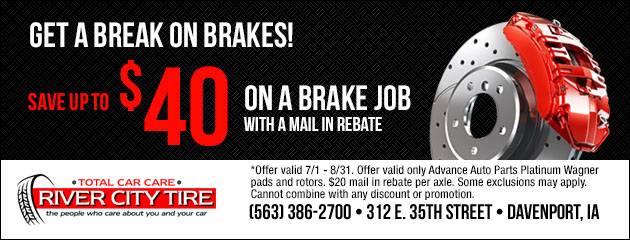 Break on Brakes Special
