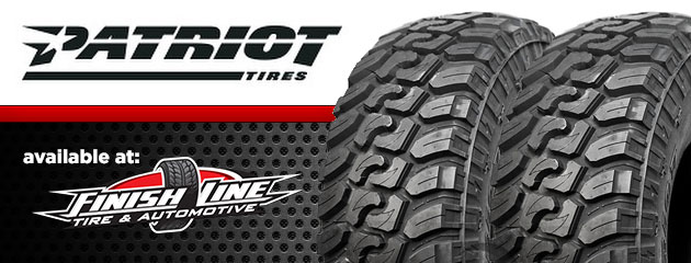 Patriot MT Tires