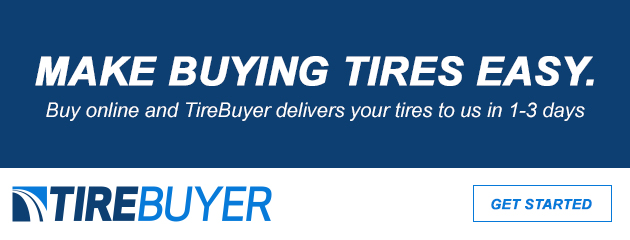 TireBuyer - Make Buying Tires Easy