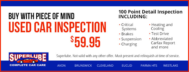 Used Car Inspection