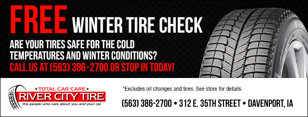 Winter Tire Check