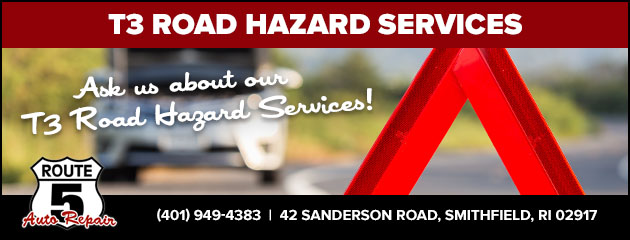 T3 Road Hazard Services