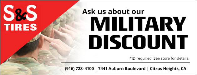 Ask us about our military discounts!