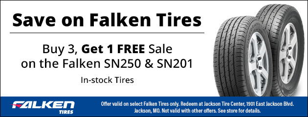 Falken Tire Sale