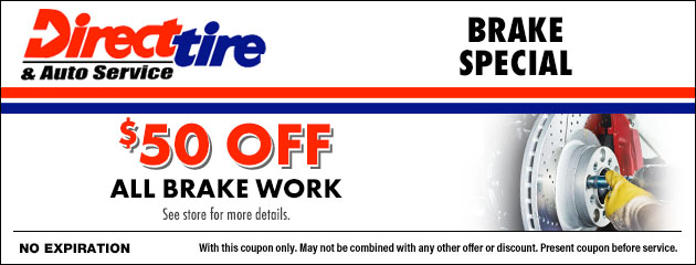 Tire Alignment Coupon >> Tires Coupons Direct Tire Auto Service