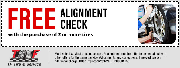 Free Alignment Check Special