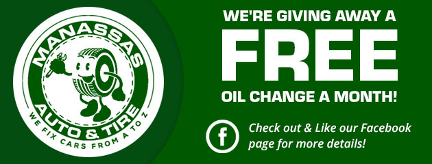 Oil Change Giveaway!