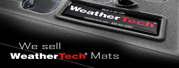 We Sell Weather Tech Mats