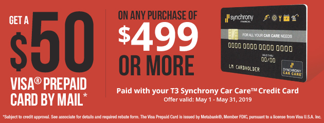 Synchrony Financing Special