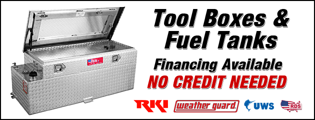 TOOL BOXES & FUEL TANKS