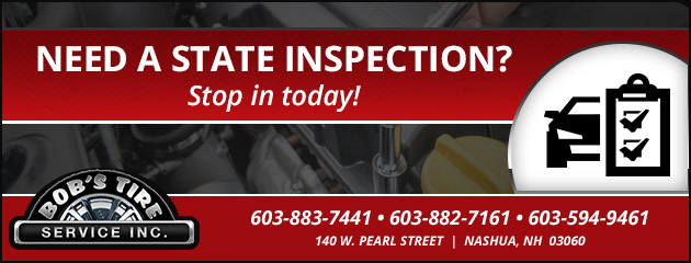 Stop in Today for an Inspection