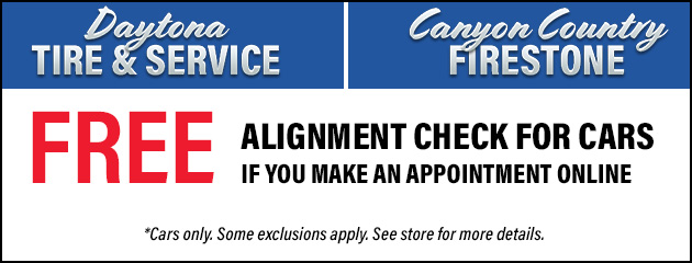 Free Alignment Check for Cars
