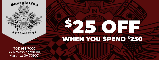 Save $25 when you spend $250