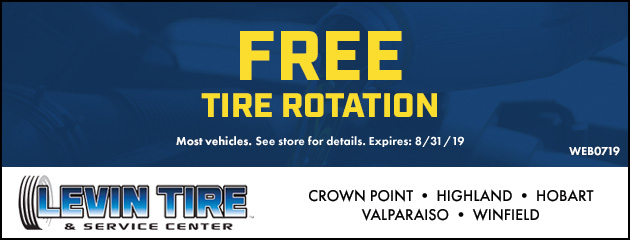 Levin Tire & Service Center | Highland, IN Tires, Wheels, Auto Repair
