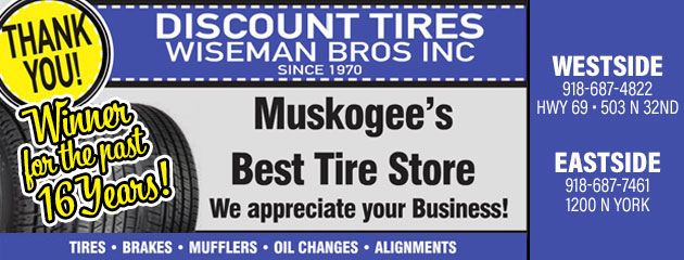 Discount Tire Oil Change >> Muskogee Ok Auto Repair Tires Shop Discount Tires