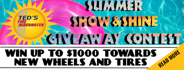 Summer Show and Shine Giveaway Contest