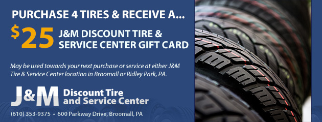 Tires Coupons J M Discount Tire And Service Center