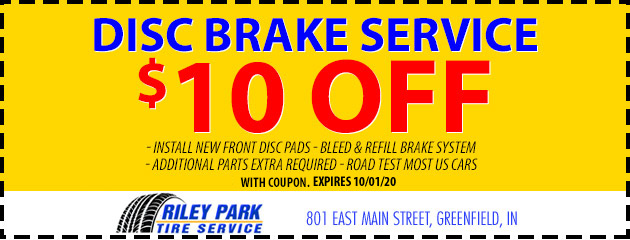 Greenfield In Tires Auto Repair Shop Riley Park Tire