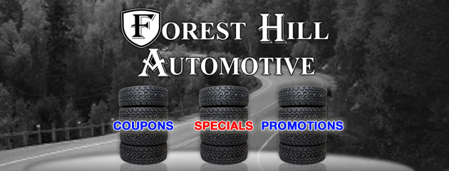 Forest Hill Automotive Savings