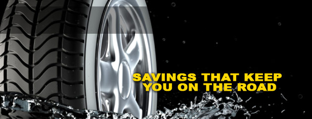 Jacks Tire Sales & Service Savings