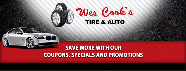 Wes Cook Coupons Specials