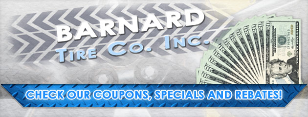 Barnard Tire Co Inc Savings