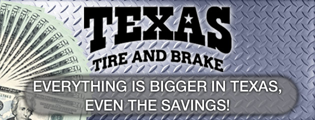 Texas Tire and Brake Savings
