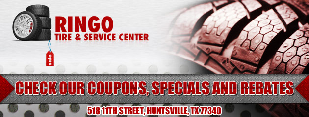 Ringo Tire & Service Center Savings