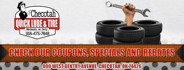 Checotah Quick Lube & Tire Savings