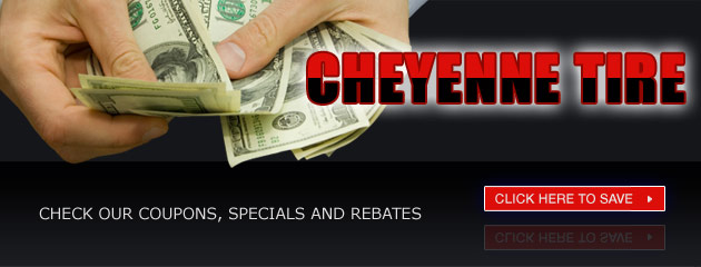 Cheyenne Tire Savings