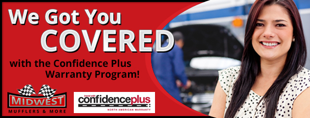 We Got You Covered with the Confidence Plus Warranty Program!