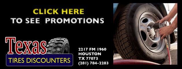 Texas Tires Discounters Houston Tx Tires Auto Repair Shop