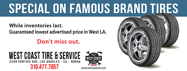 Famous Brand Tire Special