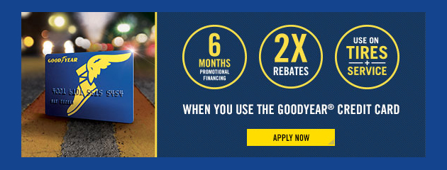 Goodyear Special Financing