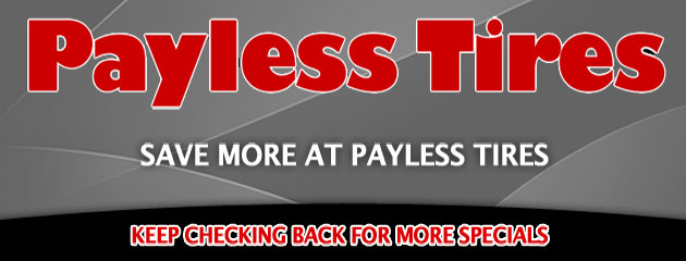 Payless Tires_Coupon Specials