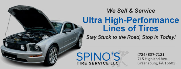 Sell and Service High Performance Tires