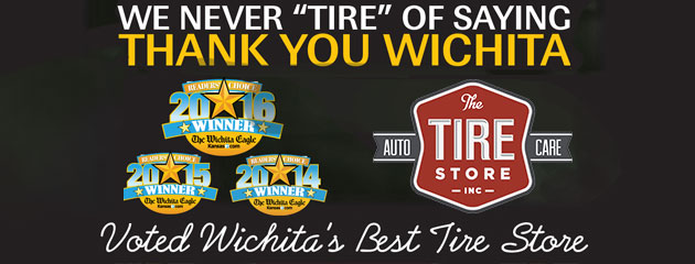 Best Tire Shop!