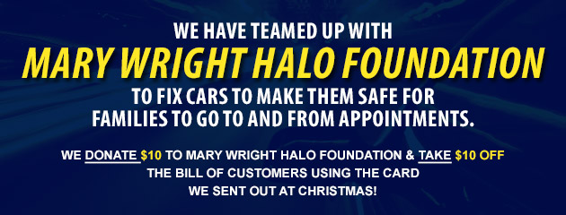 Mary Wright Halo Foundation