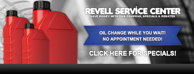 Oil Change Coupon (Generic)