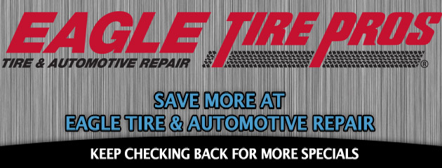 Eagle Tire & Auto MD_Coupon Specials