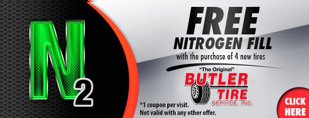 Butler Tire Service Inc Frederick Md Tires Auto Repair Shop