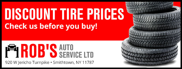 Discount Tire Prices