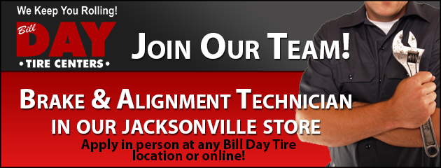 Brake & Alignment Technician