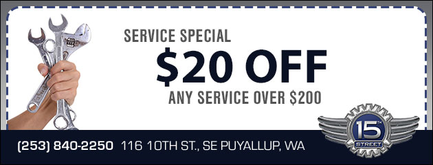 $20 OFF Any Service of $200
