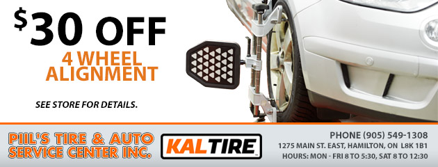 $30 off alignment