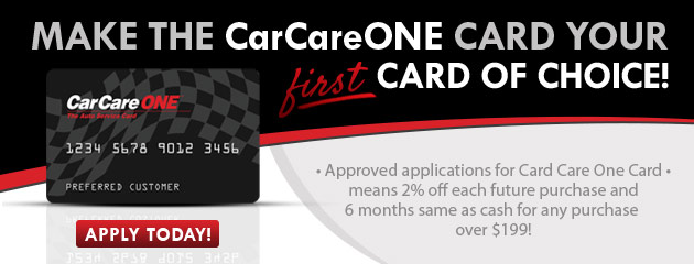 Card Care One