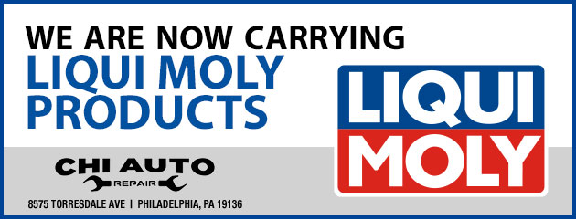 Now Carrying Liqui Moly Products