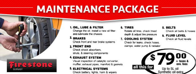 Maintenance Package